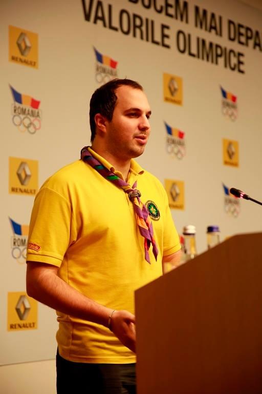 Ambasador al Valorilor Olimpice
